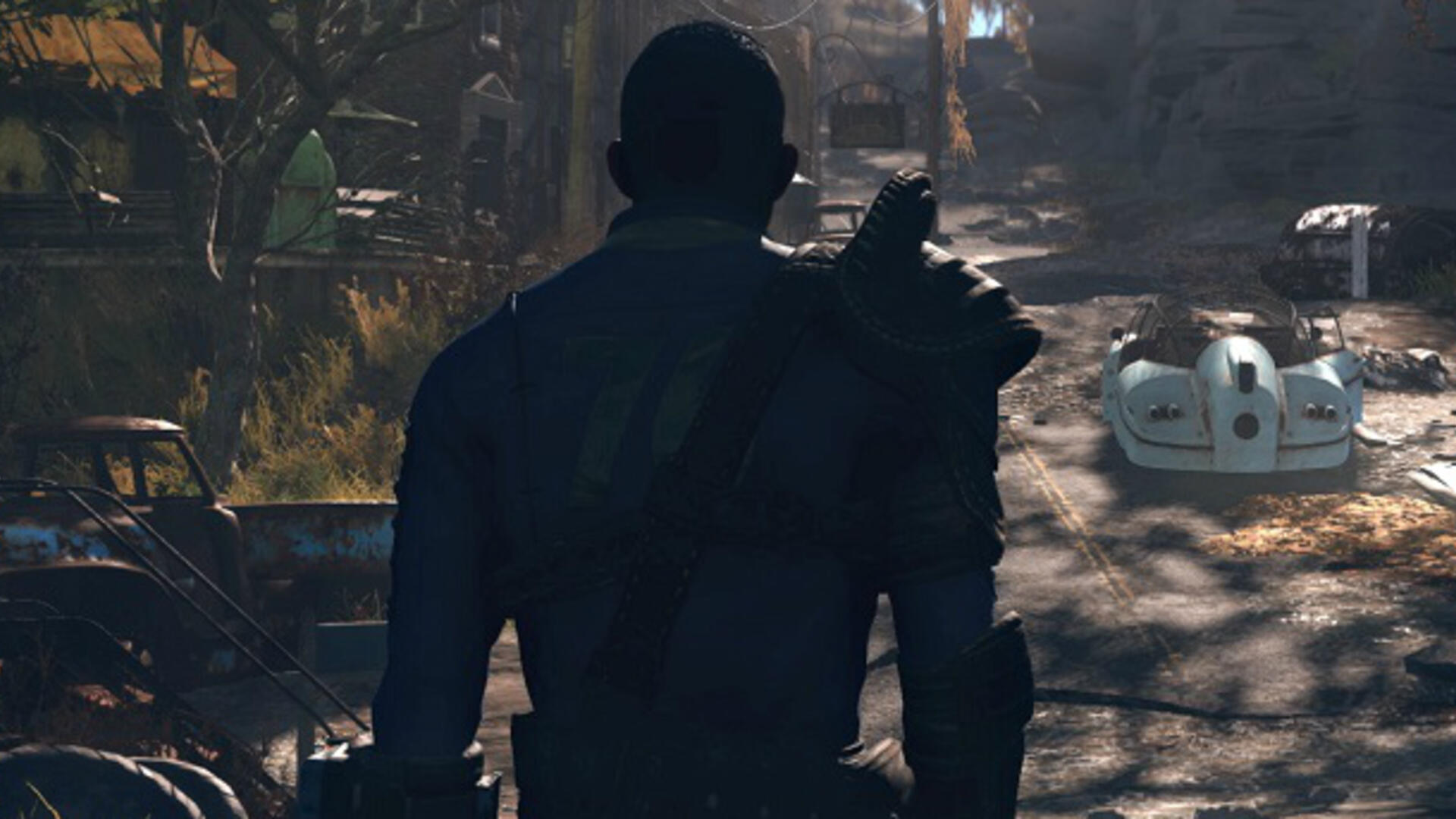 Fallout 76 Locks at 63fps to Prevent Speed Hacks