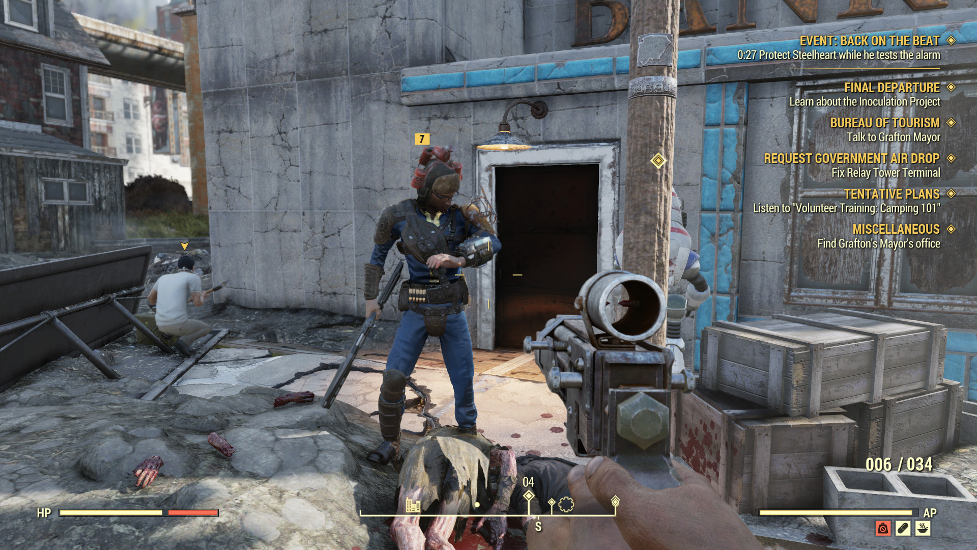 fallout 76 ultracite weapons