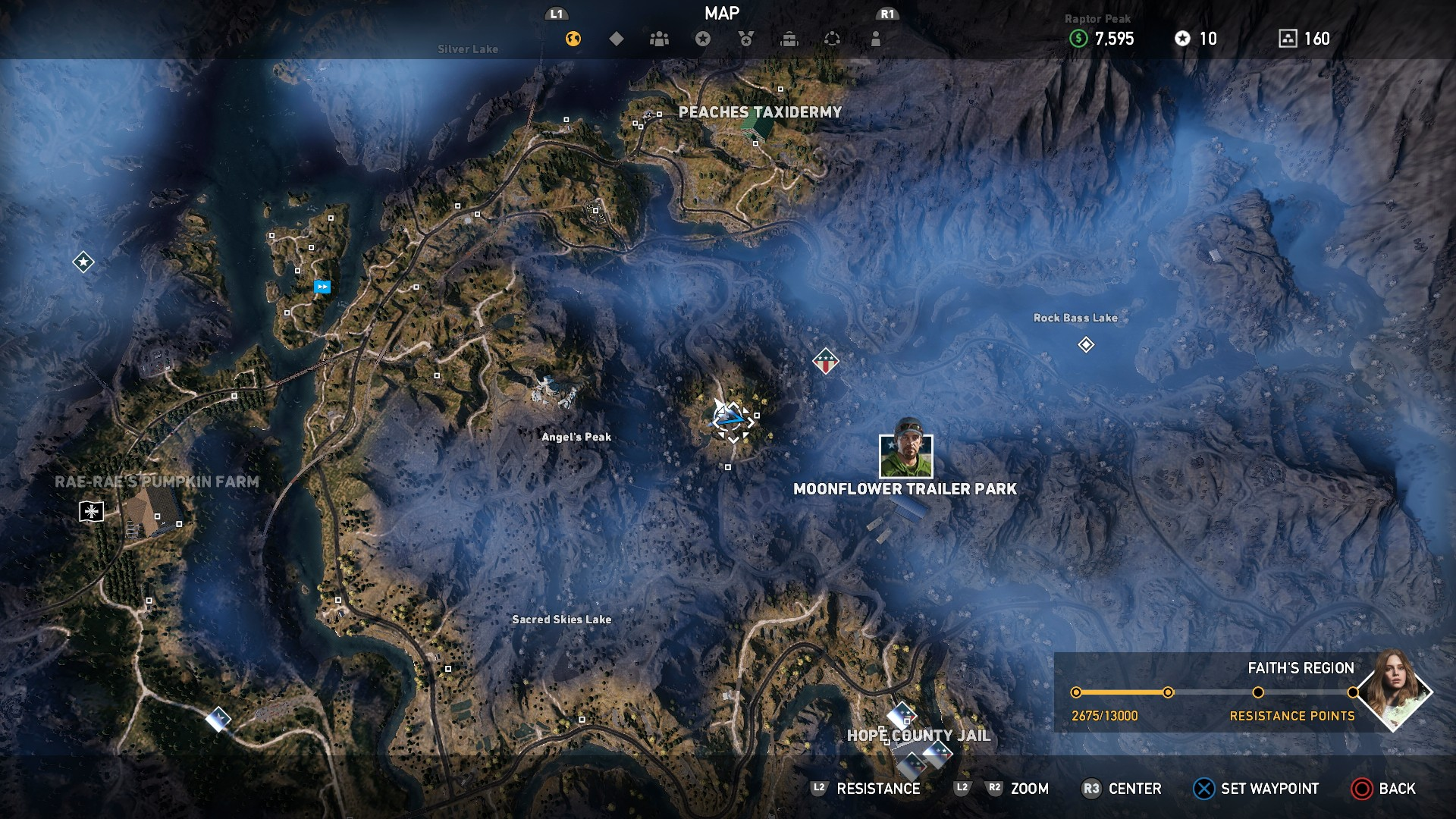 Far Cry 5 Prepper Stash Locations
