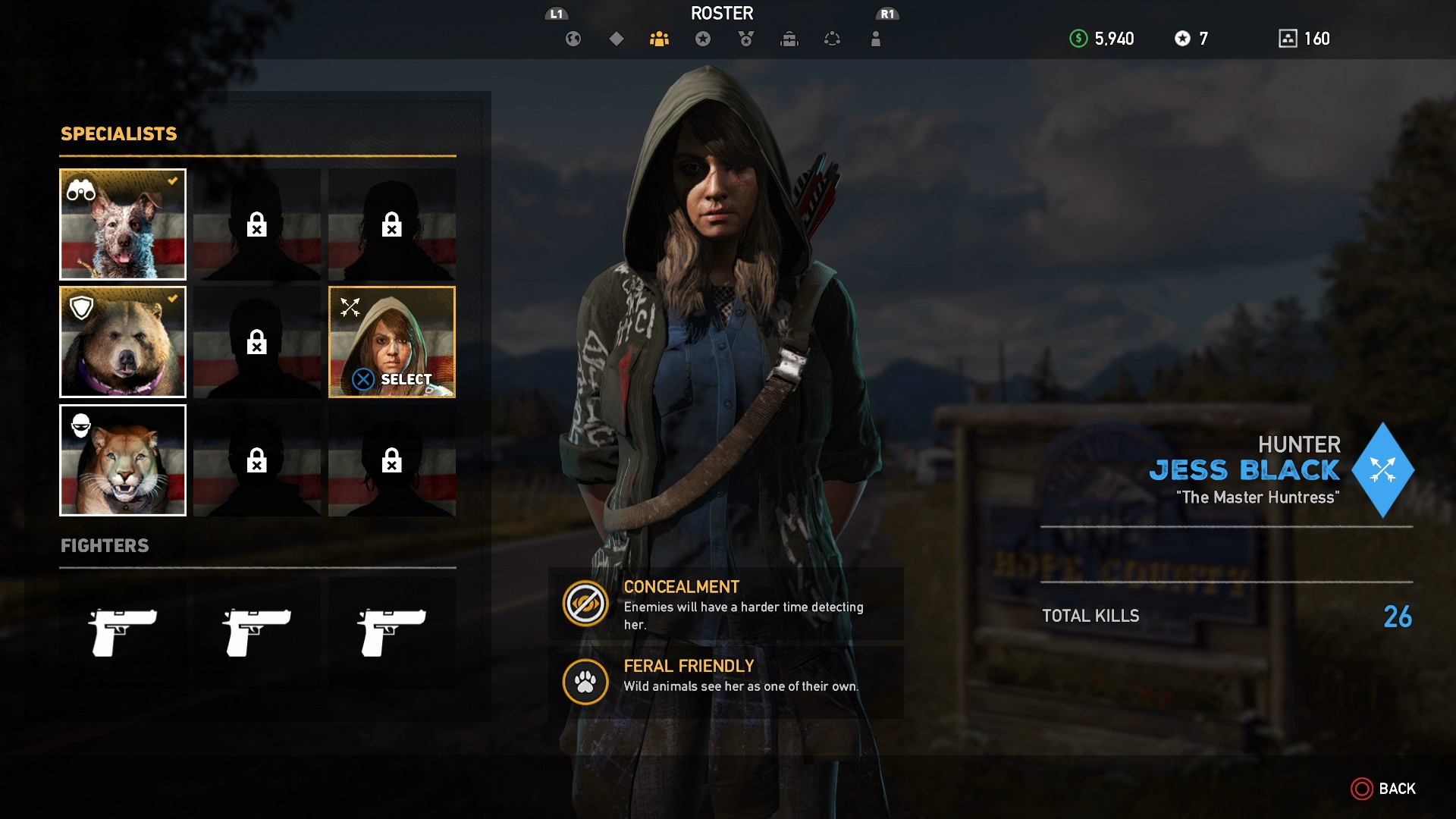Far Cry 5 Guns for Hire - Best Guns for Hire Recruits and