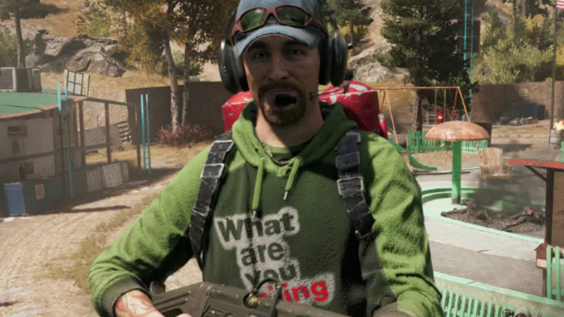 Far Cry 5 Glitches and Funny Moments - Boomer Goes Flying
