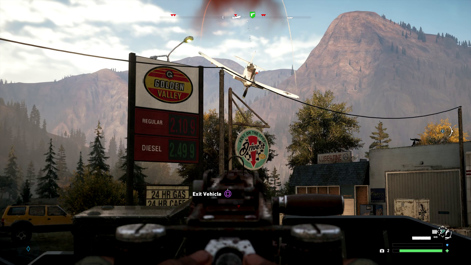 how to quit a mission in far cry 5