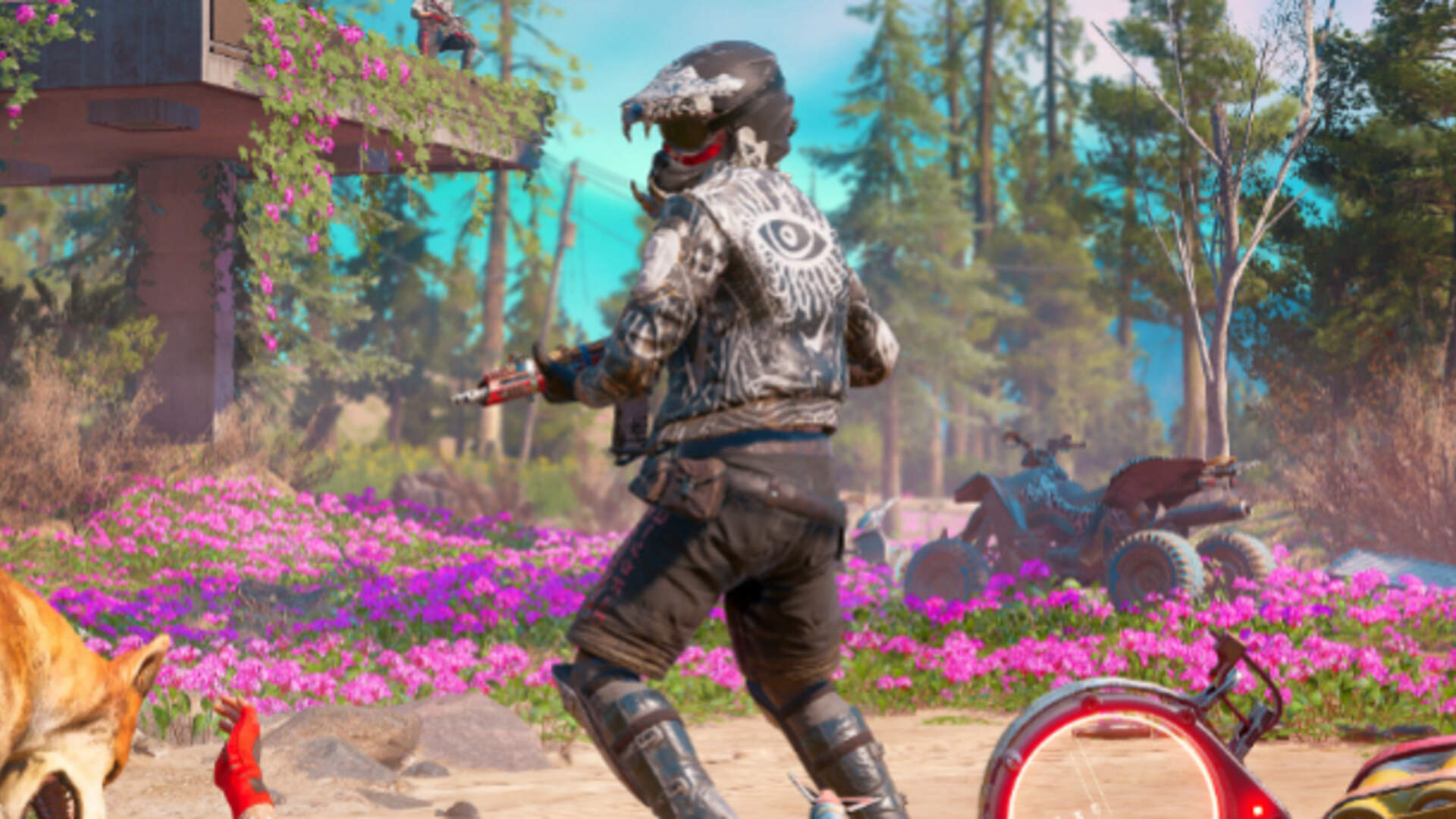 How To Get Timber The Dog In Far Cry New Dawn Usgamer