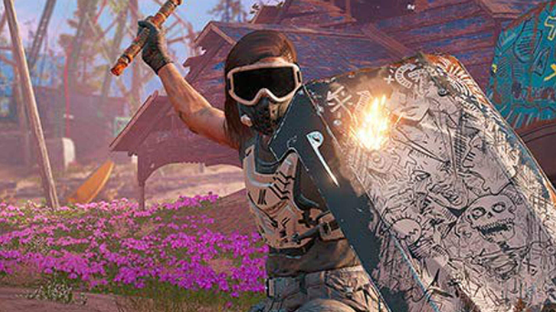 Far Cry New Dawn A Deeper Look At The Surprise Follow Up To Far