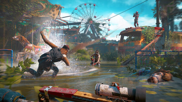 Far Cry New Dawn A Deeper Look At The Surprise Follow Up To Far Cry 5 Usgamer