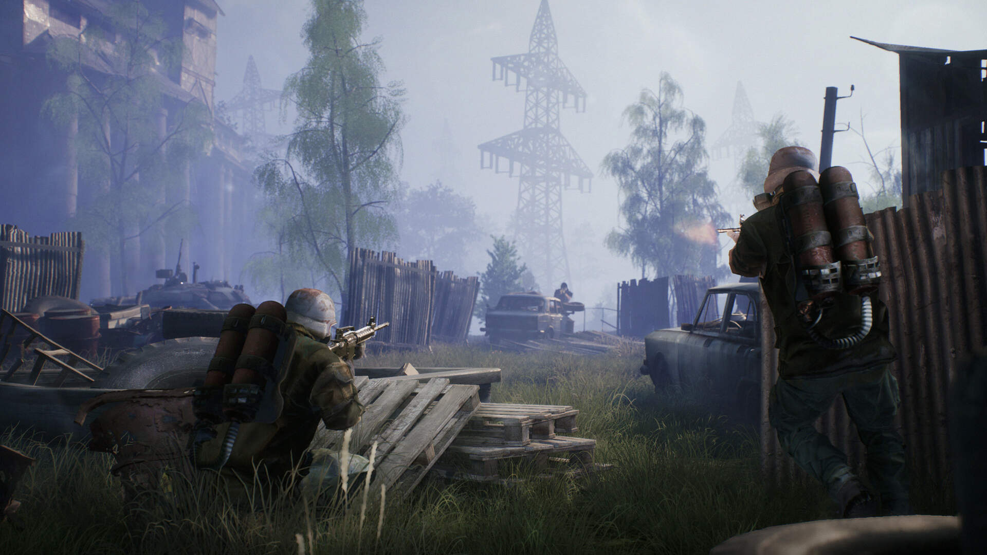 Fear the Wolves Early Access Delayed Based on Closed Beta Player Feedback