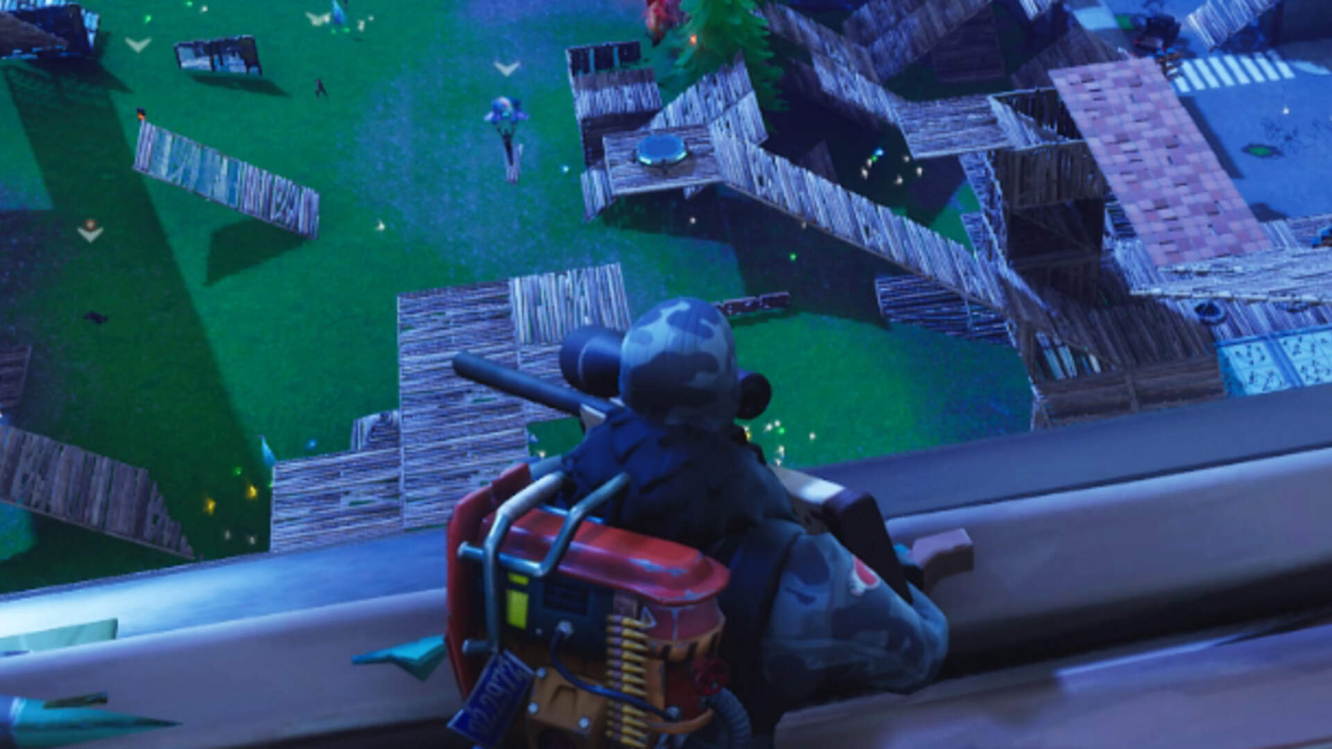 Fortnite Battle Royale 50v50 is Finally Worth Playing