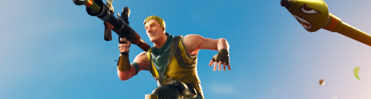 Fortnite Battle Royale Removes The Guided Missile