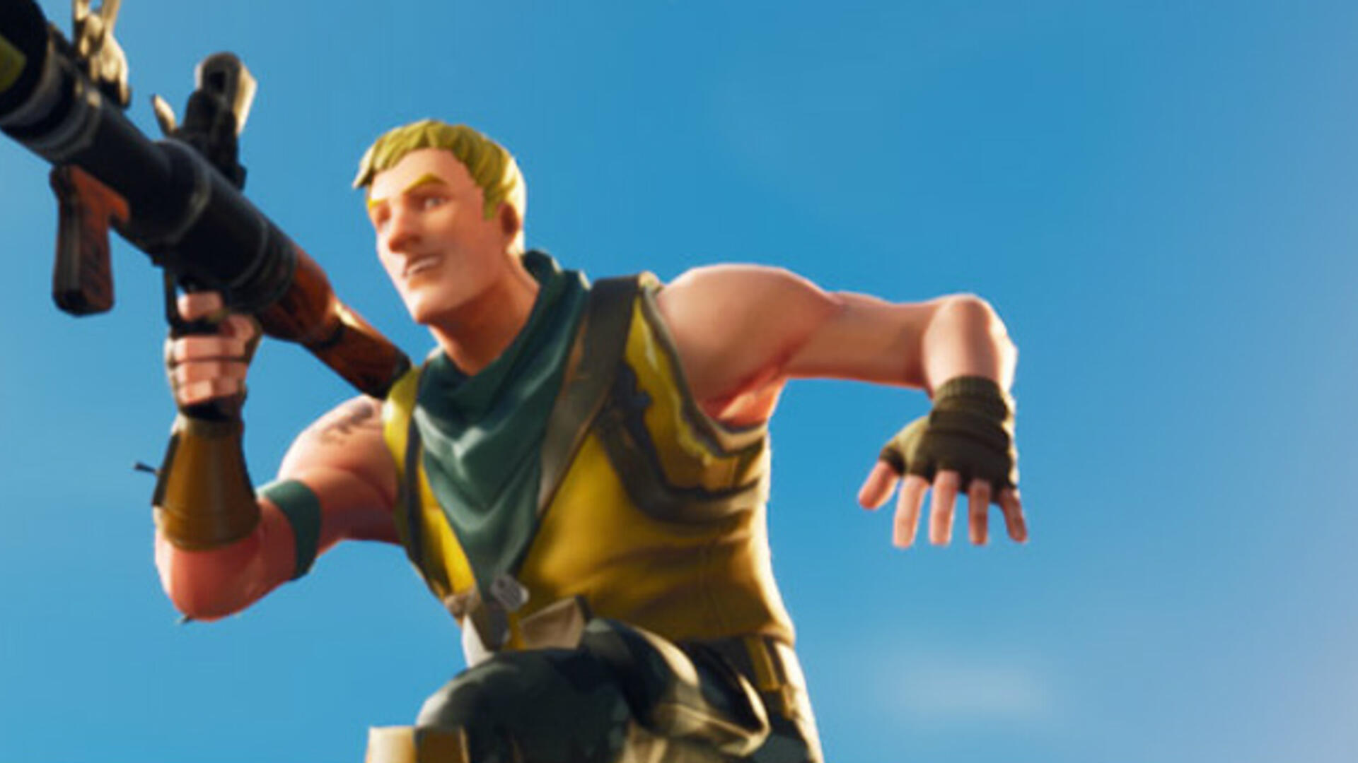 Korean Video Game Ratings Board Lists Fortnite on Switch