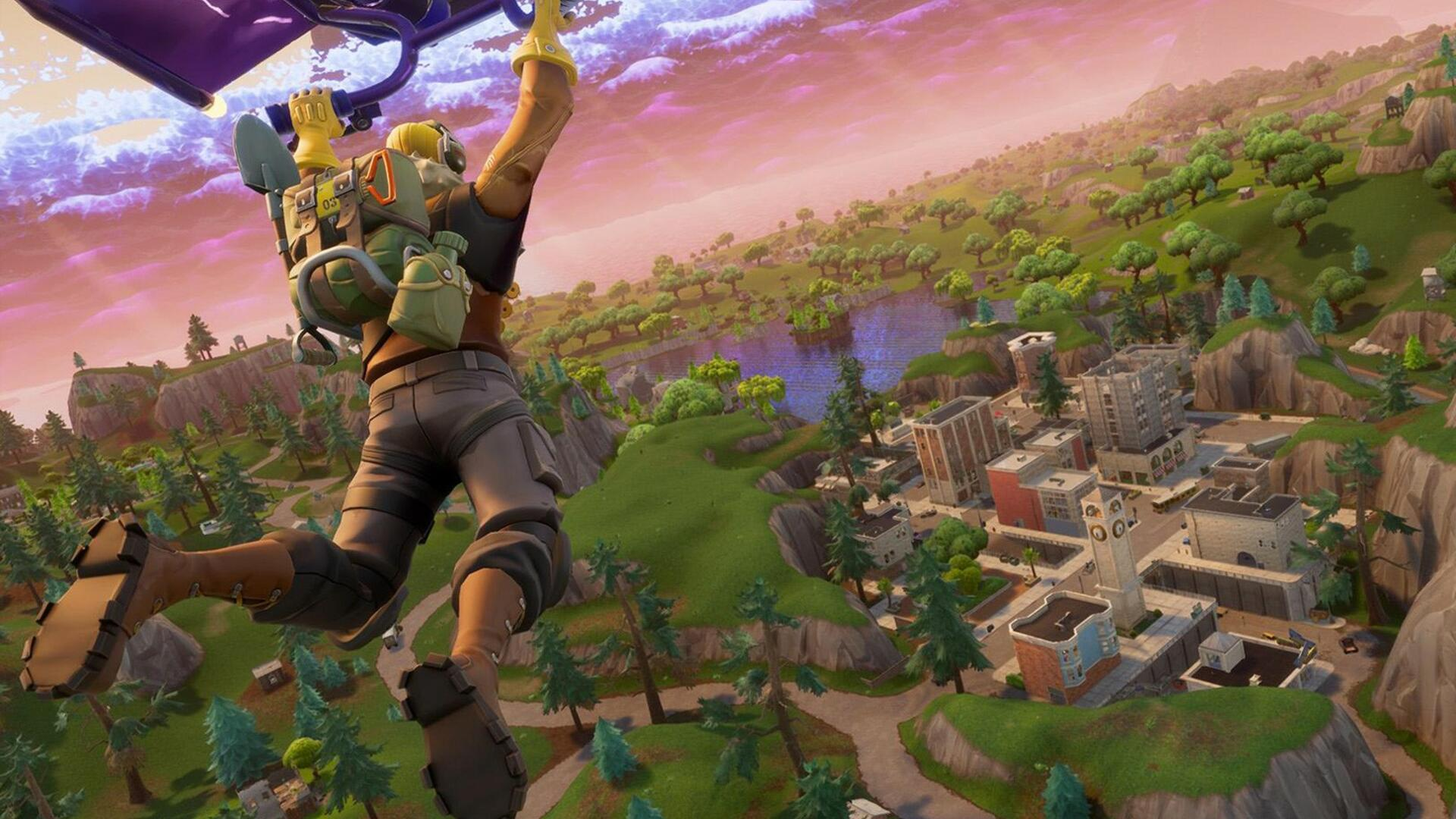 Epic is Suing the Terrible Unofficial Fortnite Live Festival
