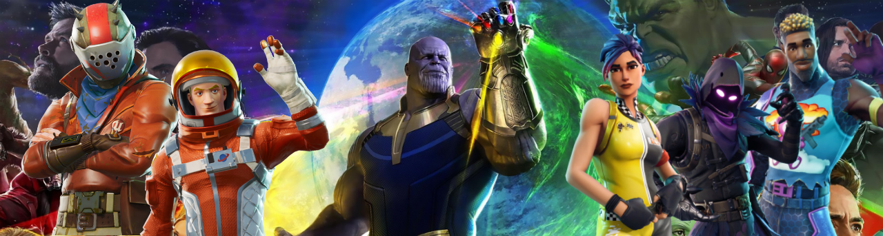 Fortnite Battle Royale Adds Infinity War S Thanos In Limited Time