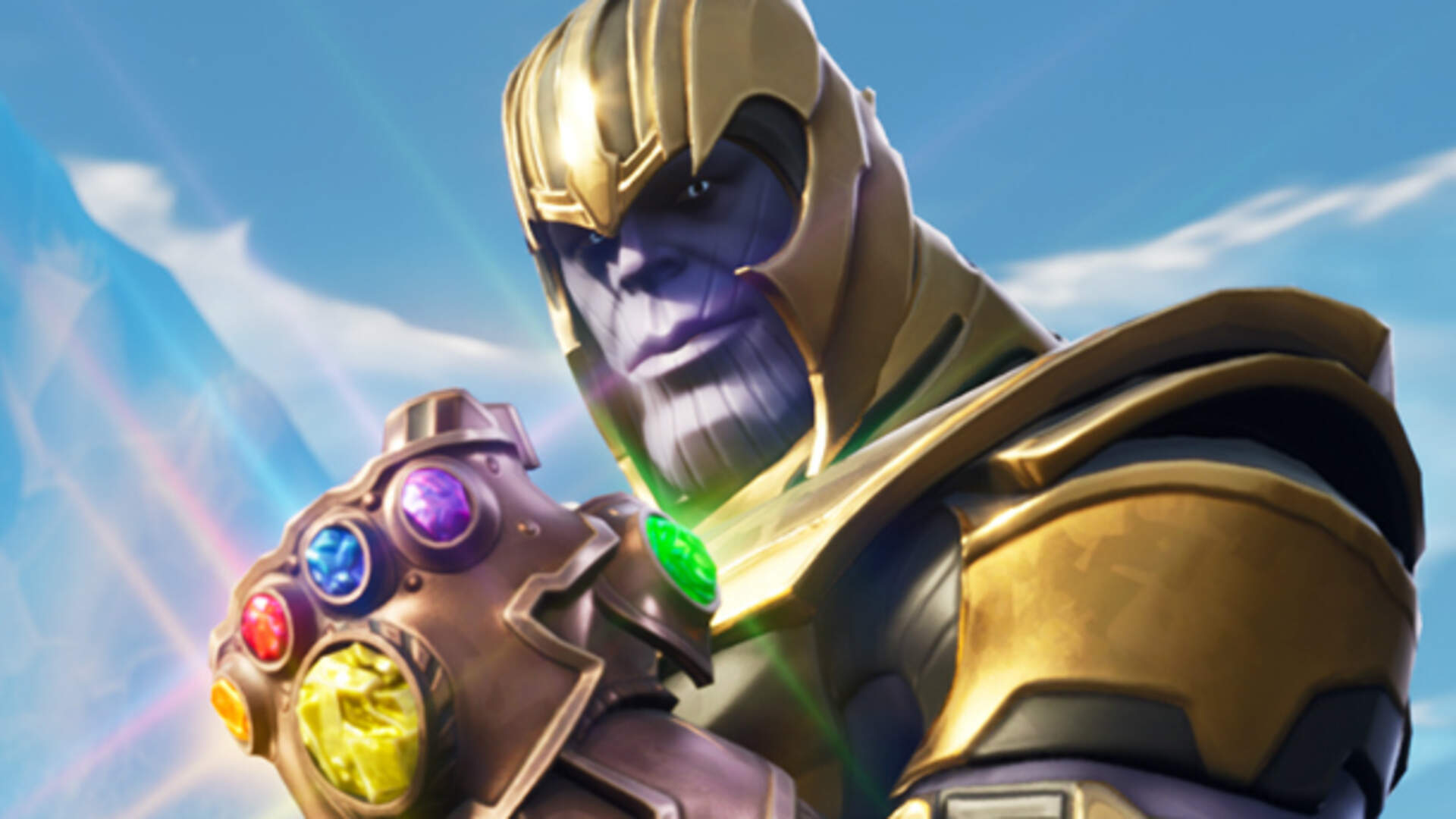 Avengers: Infinity War's Thanos Isn't As Threatening in Fortnite Battle Royale