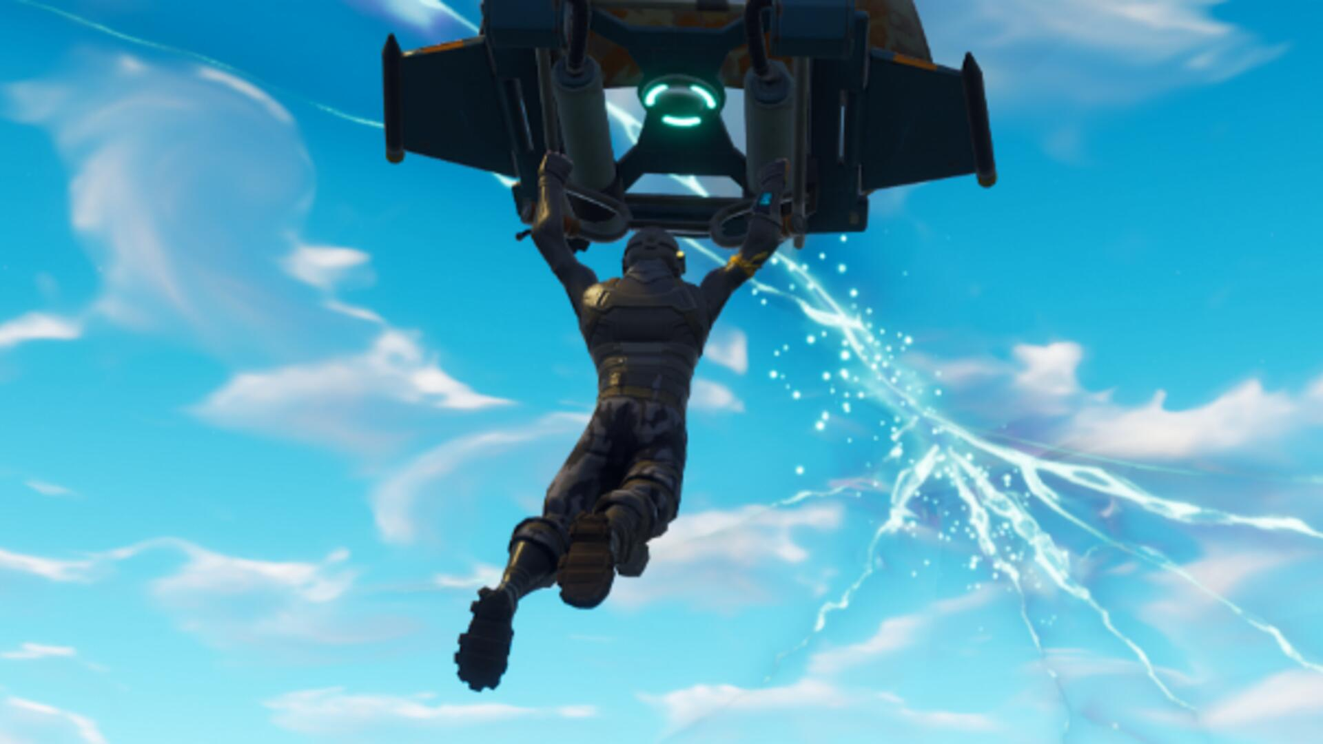 The Fortnite Countdown Timer Hits Zero, the Rocket Launches, and a Tear Appears in the Sky