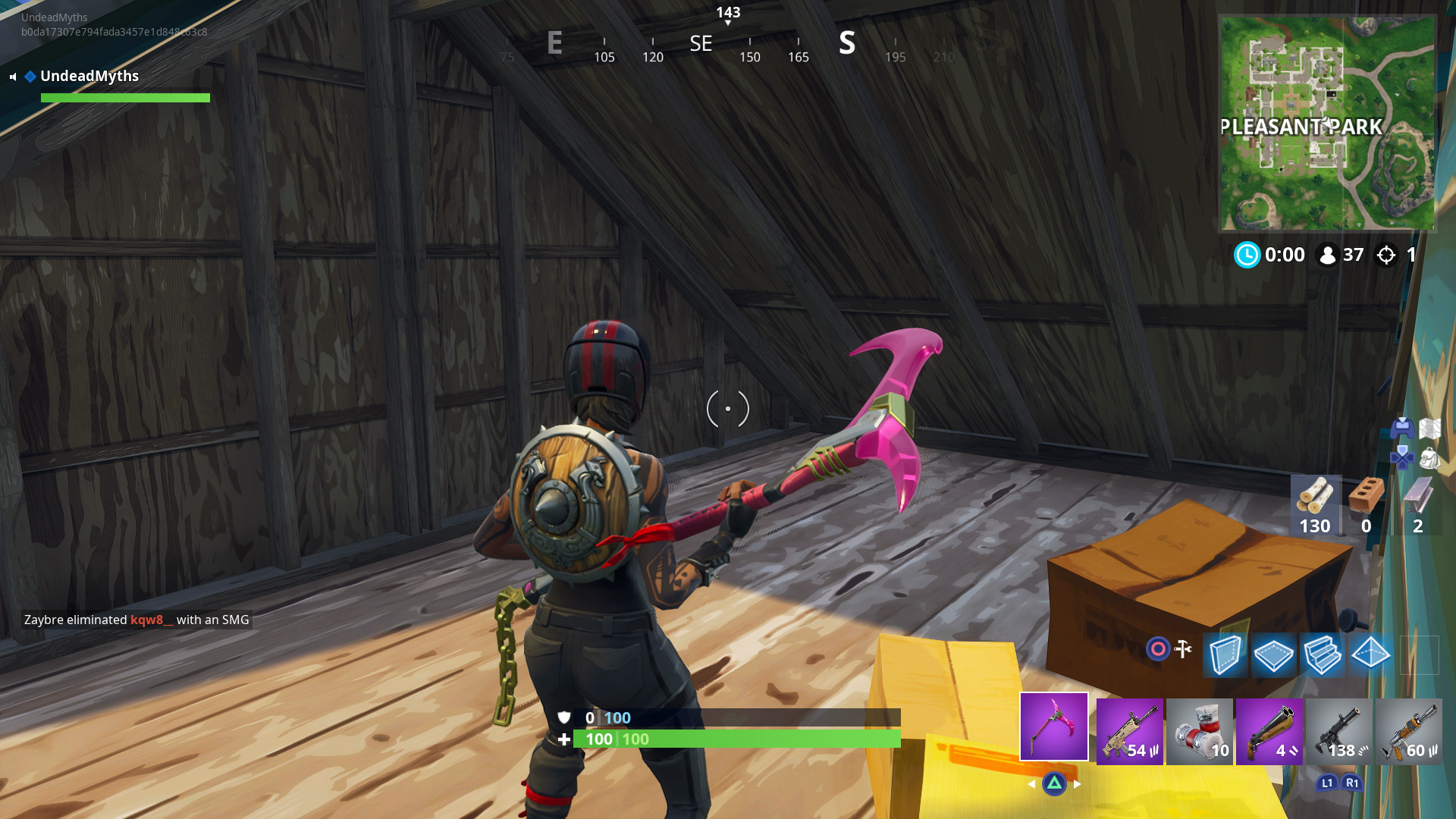 Fortnite Pleasant Park Chests Locations Search Chests In