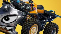 Fortnite V6.10 Patch Notes Detailed, Adds new Quadcrasher Vehicle and PS4 Resolution Increase