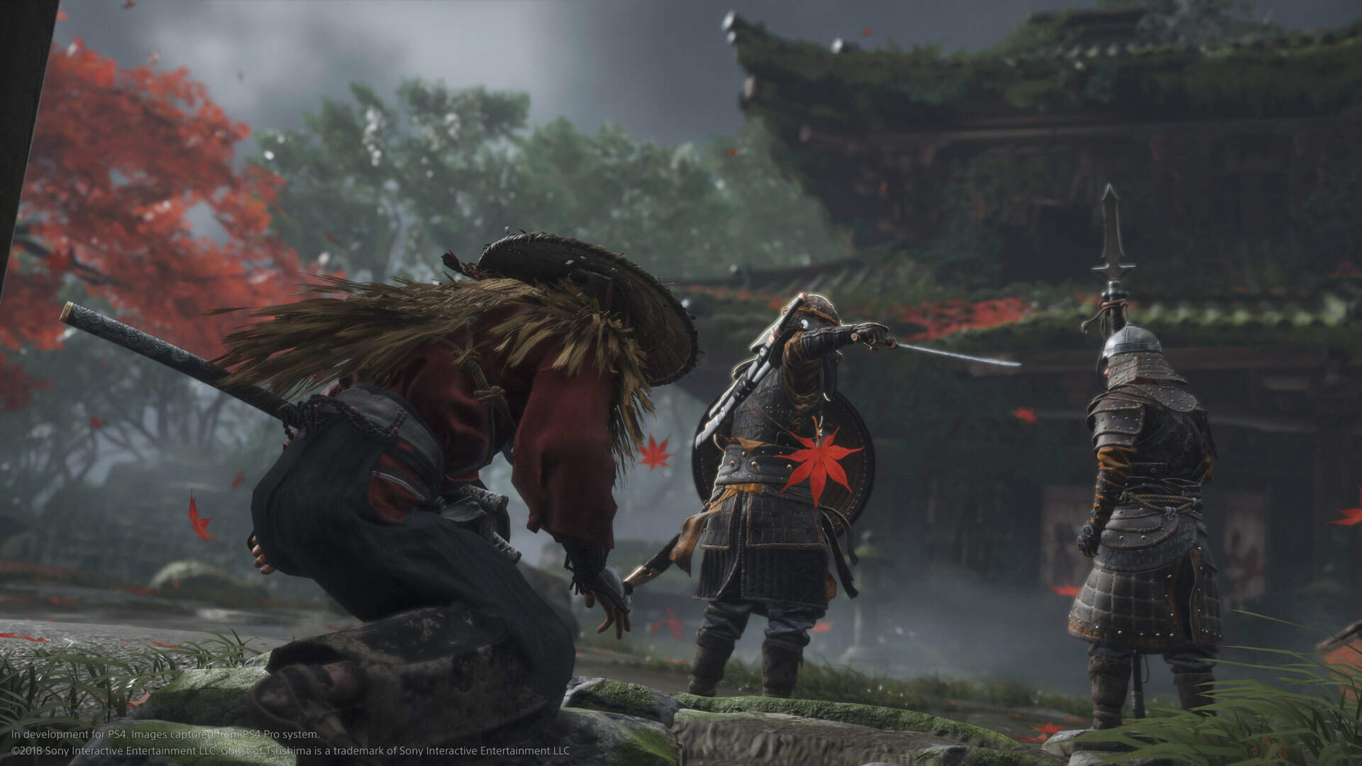Ghost of Tsushima Gets New Preview [Update]