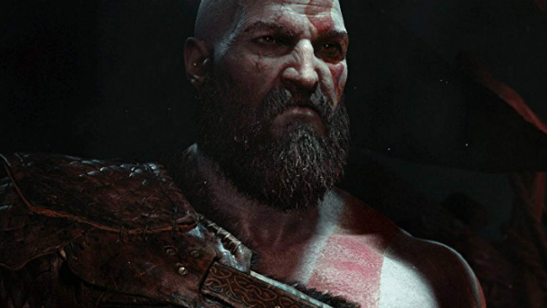 God of War Photo Mode Shows Kratos can be Happy, Even if His Smile is Horrifying