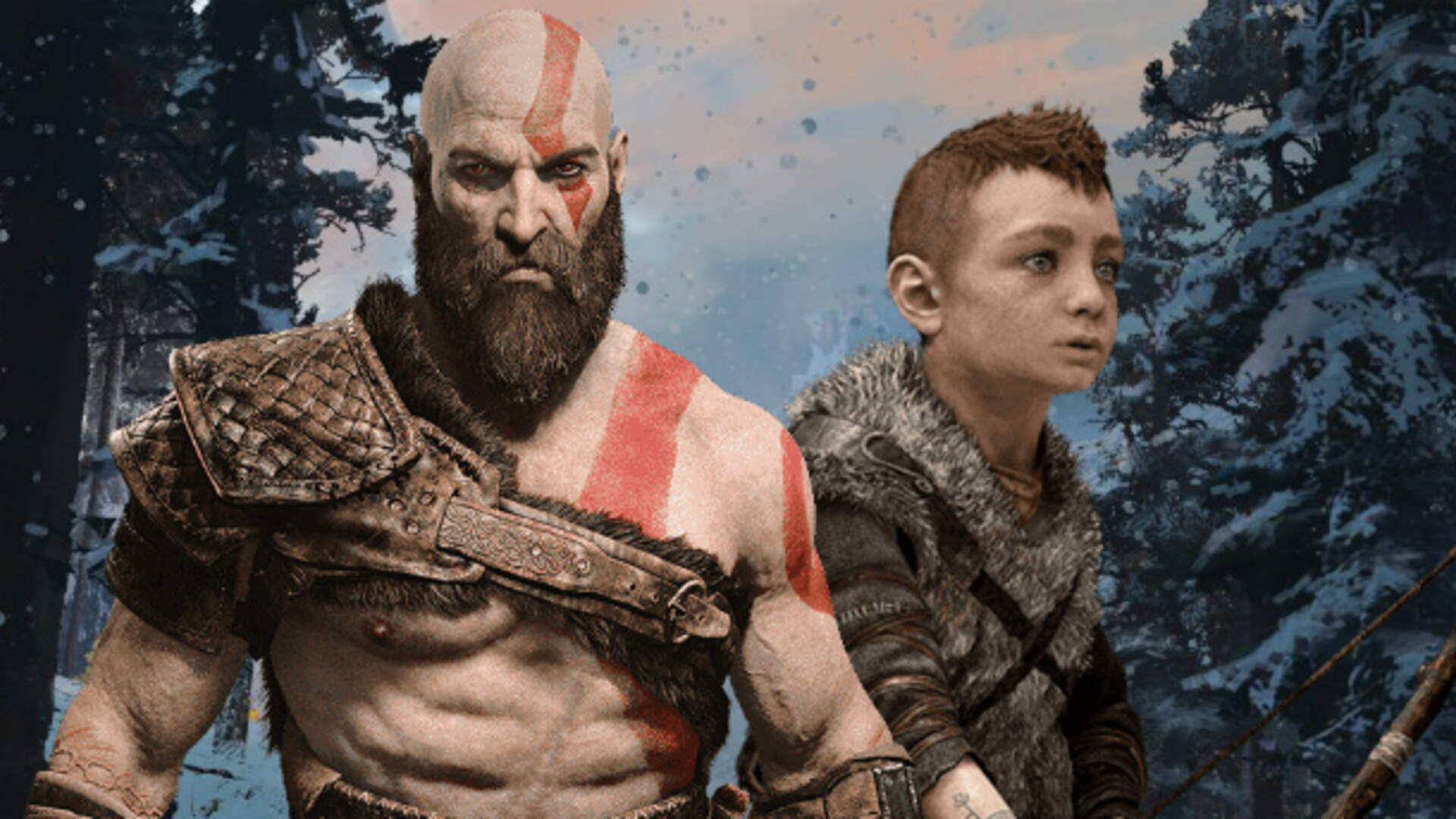 "Video Shows How God of War Looked in 2015 as a ""Sketch"" of the Final Game"