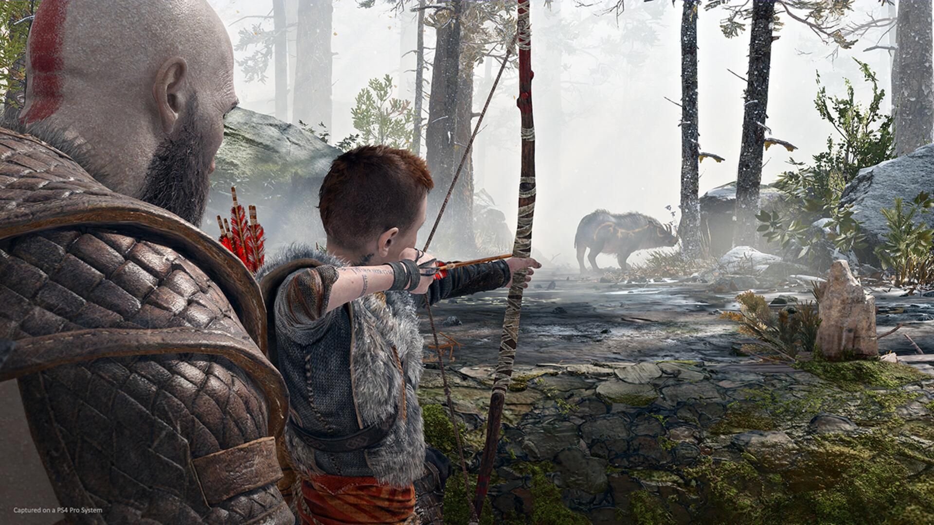 Remembering One of God of War's Critical Scenes Triggers an Emotional Moment Between Sunny Suljic and Cory Barlog