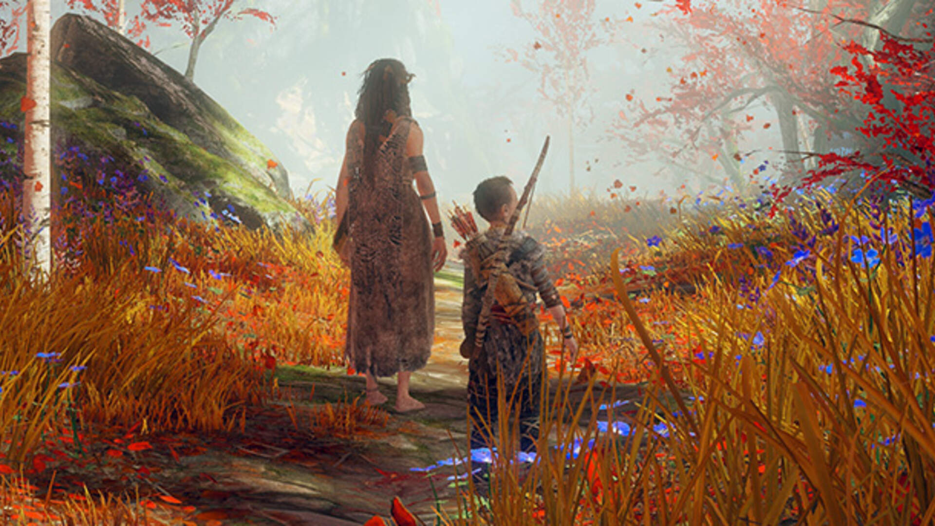 God of War Director Cory Barlog Briefly Considered Teaming Kratos With His Wife Rather Than His Son