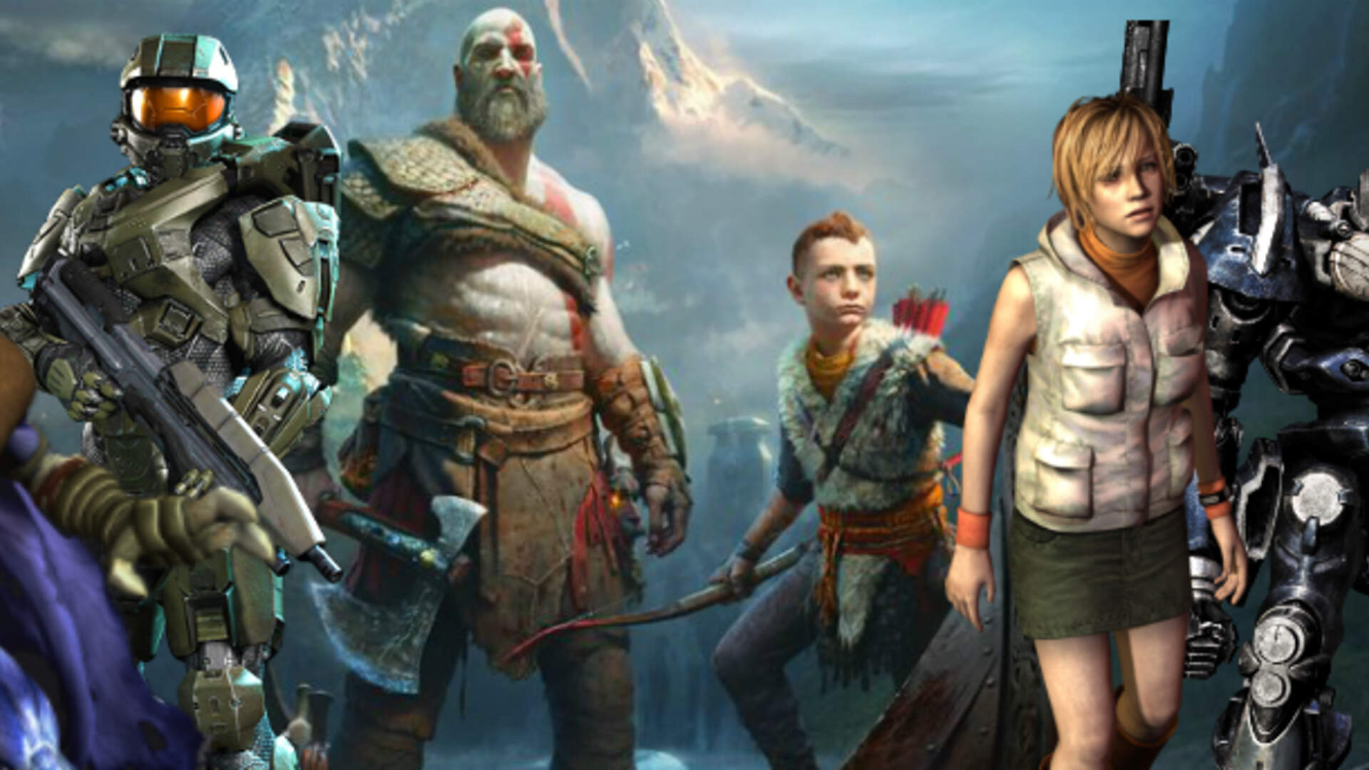 7 Games That Need The God of War Reboot Treatment