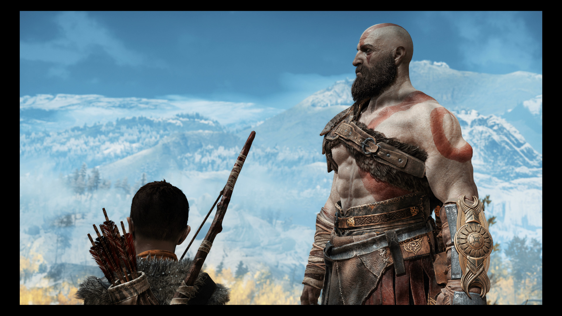 God Of War Story Primerall The Key Events In The Series Before God