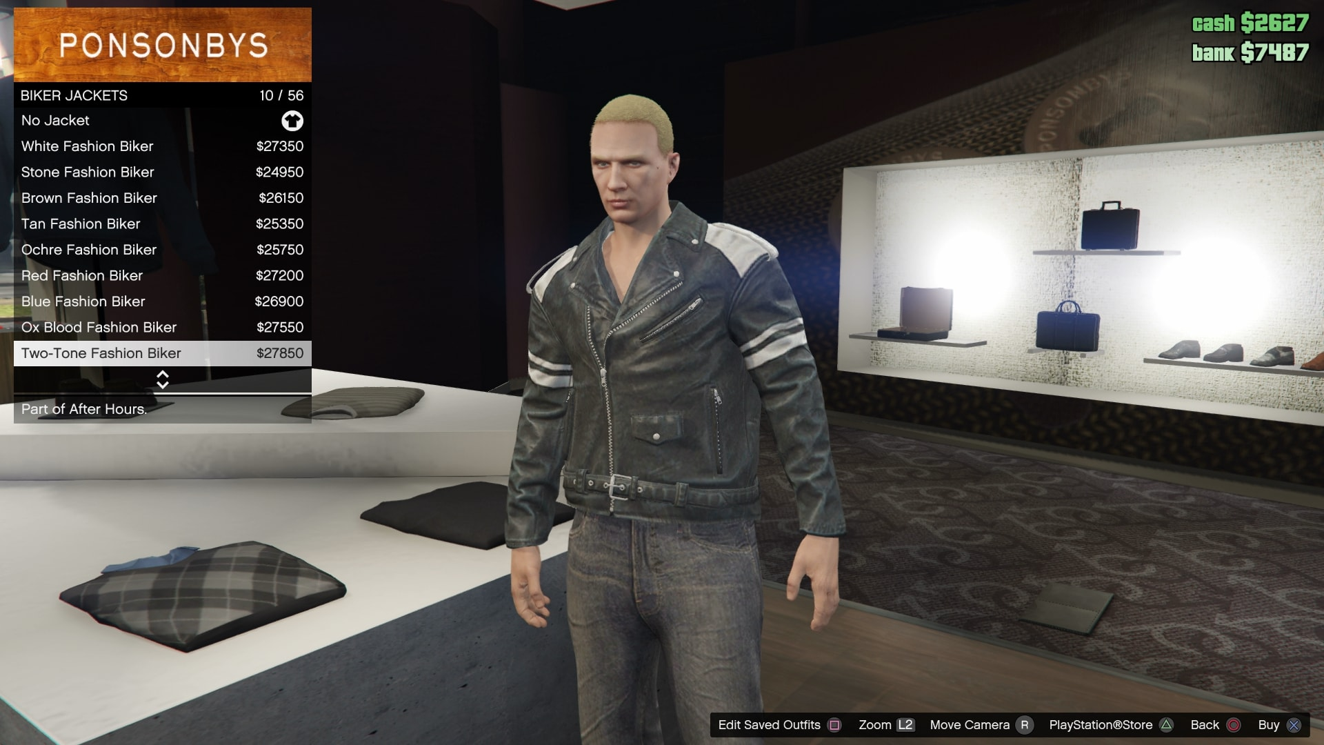Gta After Hours New Clothing And Actions Free Tonys Funhouse T