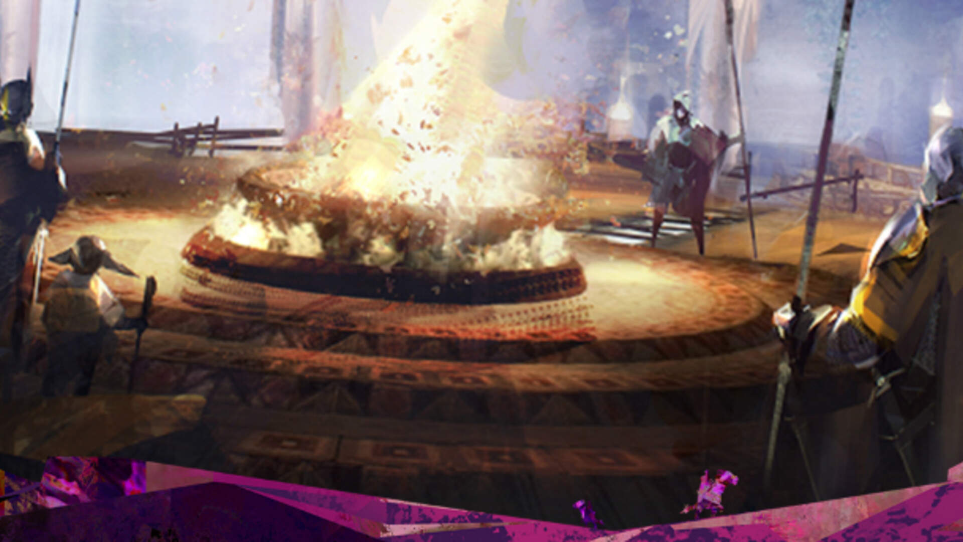 Guild Wars 2's Latest Episode Offers Players a City They Can Build and Evolve