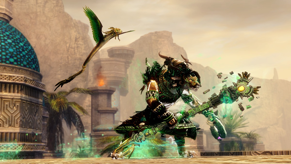Guild Wars 2's Latest Episode Offers Players a City They Can Build