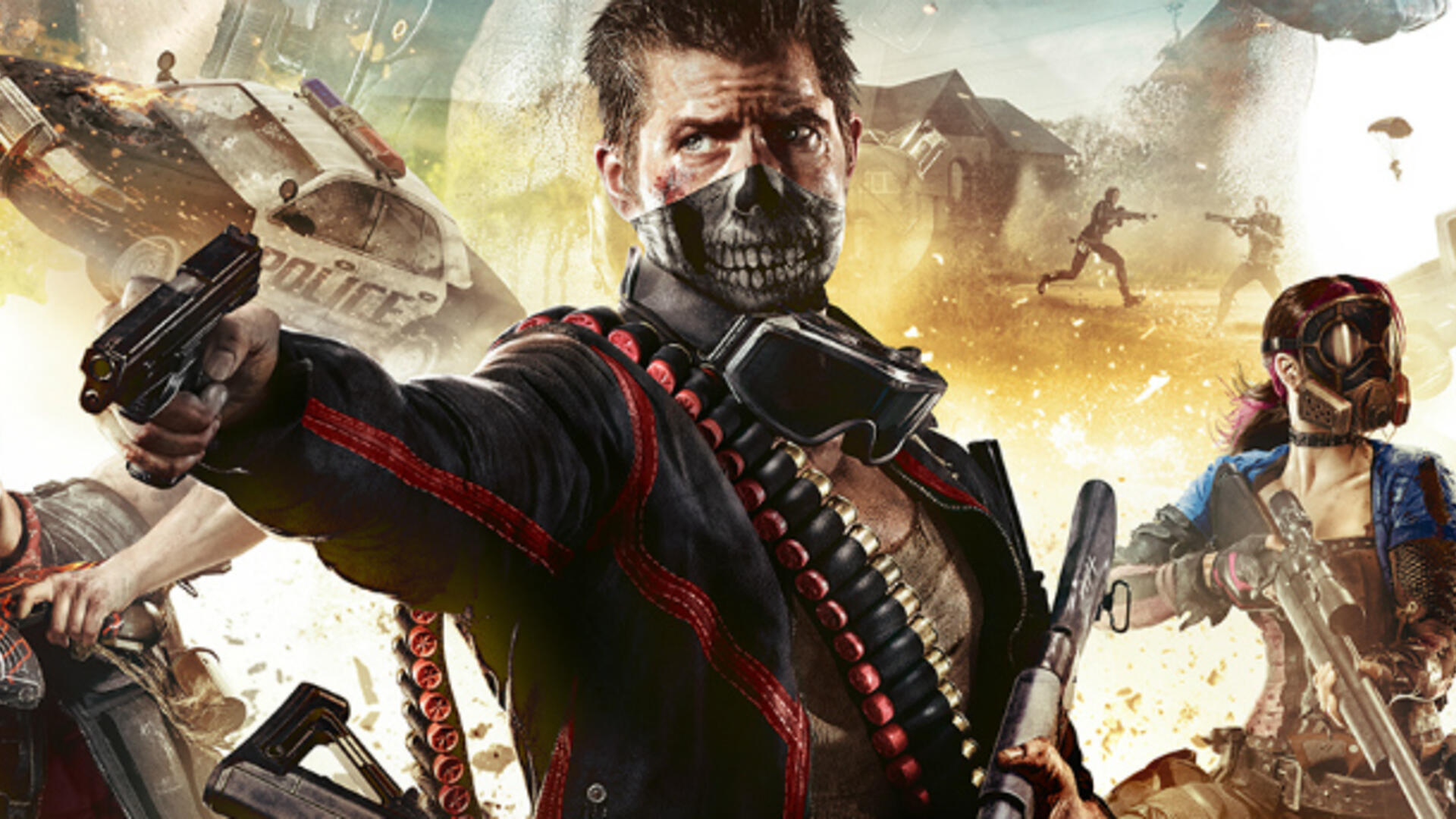 H1Z1 Battle Royale is Available on PS4 Today, Details Here