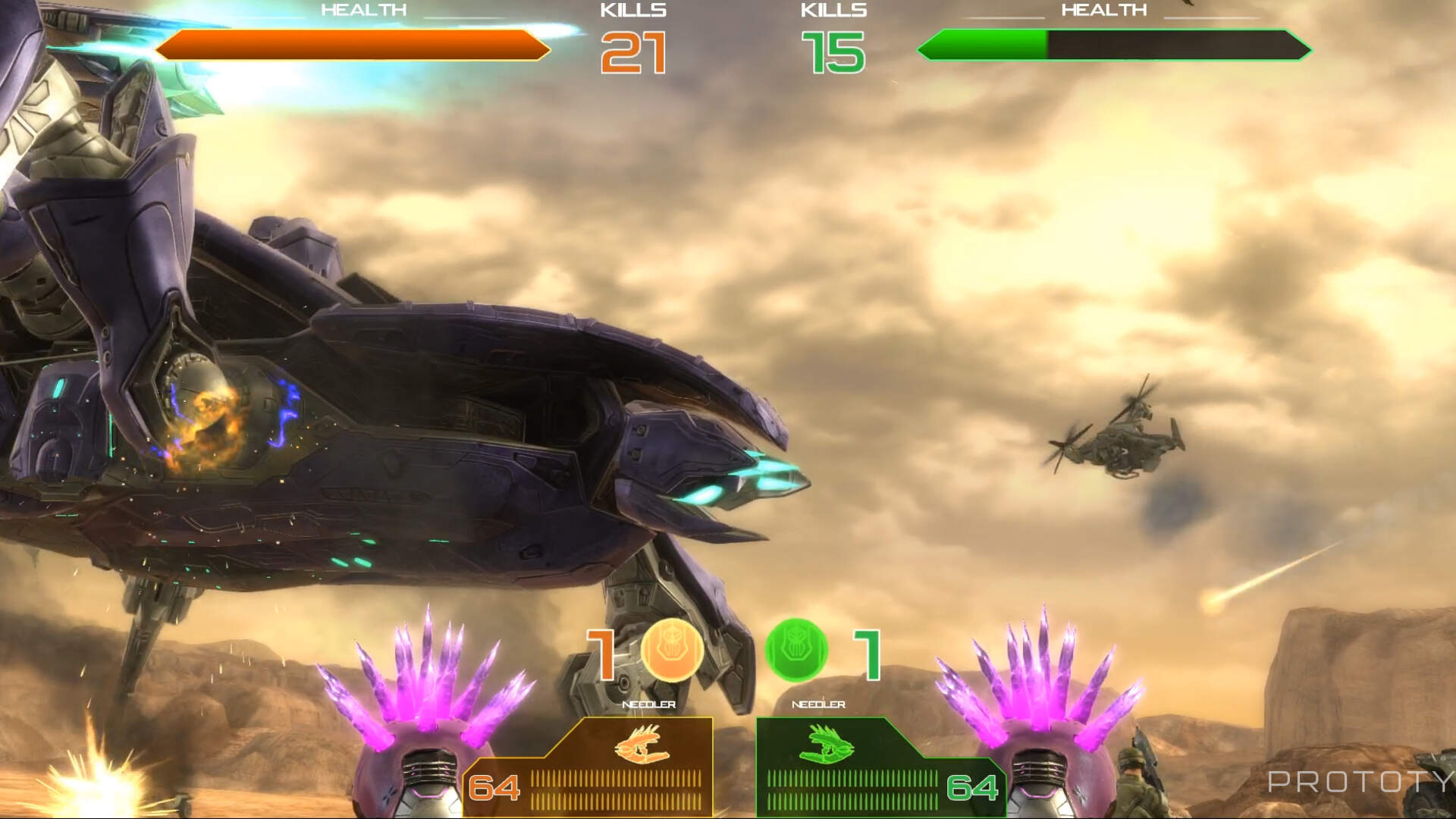 Halo: Fireteam Raven is a New Arcade Halo Game Coming to Dave and Busters This Fall