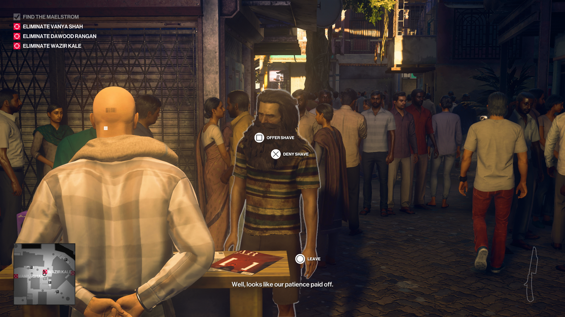 Hitman 2 Mumbai Walkthrough Guide Chasing A Ghost Kills