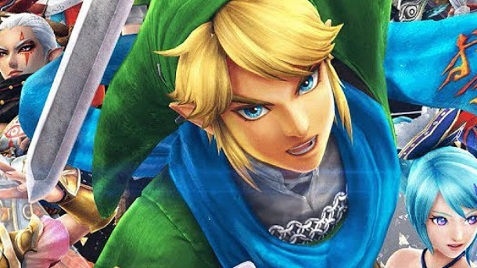 Hyrule Warriors Comes to Switch With Definitive Edition