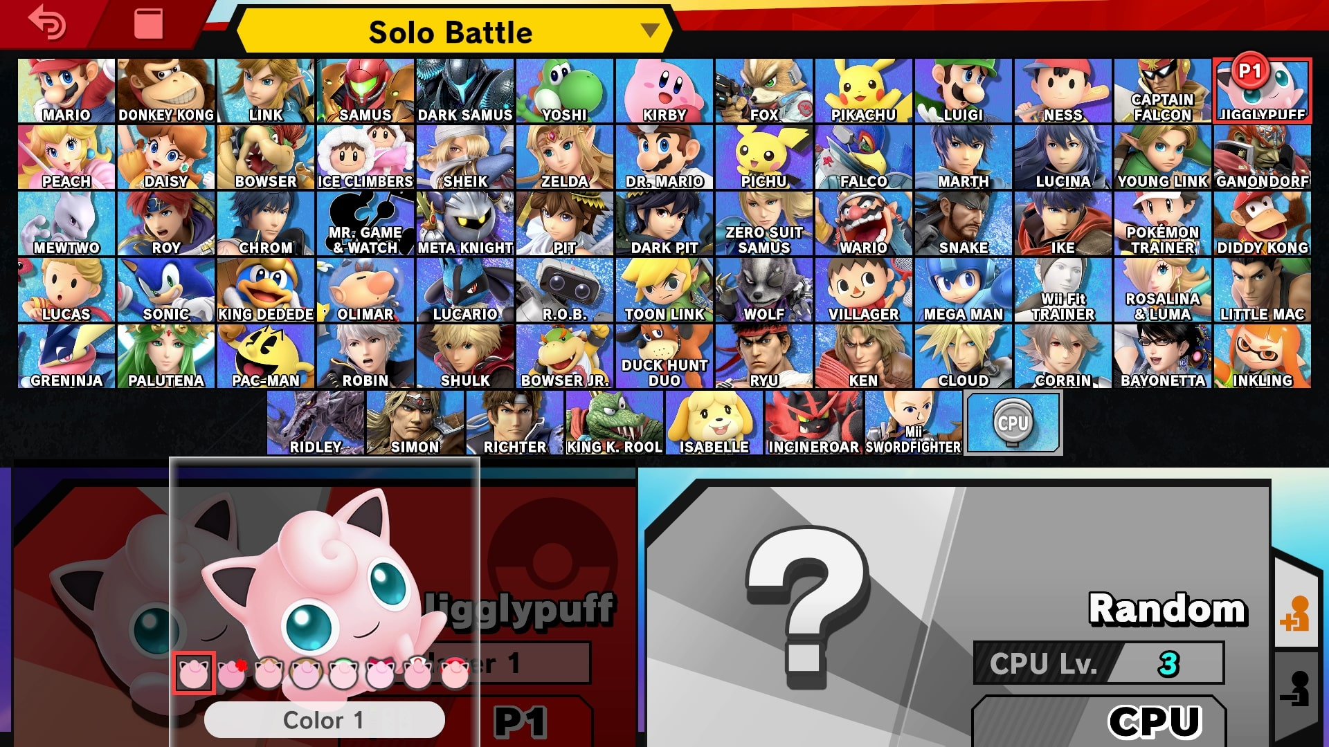 Jigglypuff Super Smash Bros Ultimate Guide Unlock Moves Changes