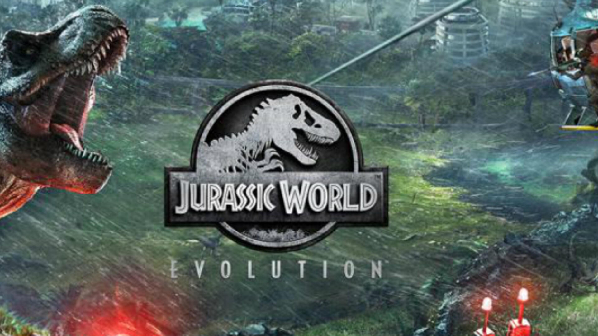 Jurassic World Evolution Review | USgamer