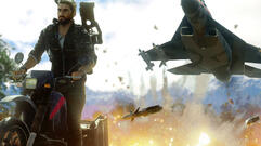 Just Cause 4's Extreme Weather is Persistent and Biome-Specific