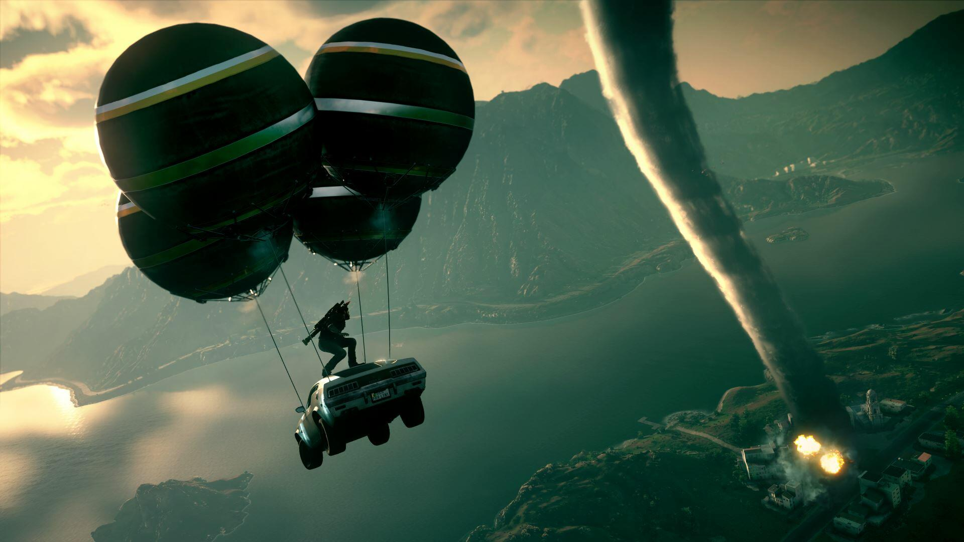 Square Enix Profits Declined in 2018 as Just Cause 4 Tanked
