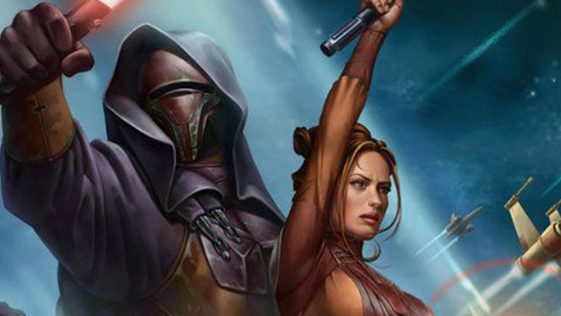 The Top 25 RPGs of All Time #12: Star Wars: Knights of the Old Republic