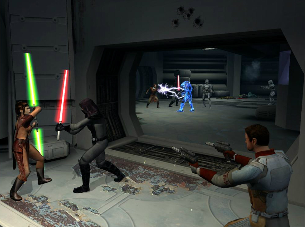 The Top 25 RPGs of All Time #12: Star Wars: Knights of the