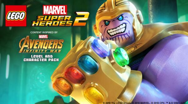 LEGO Marvel Super Heroes 2 DLC Lets You Play as Thanos from