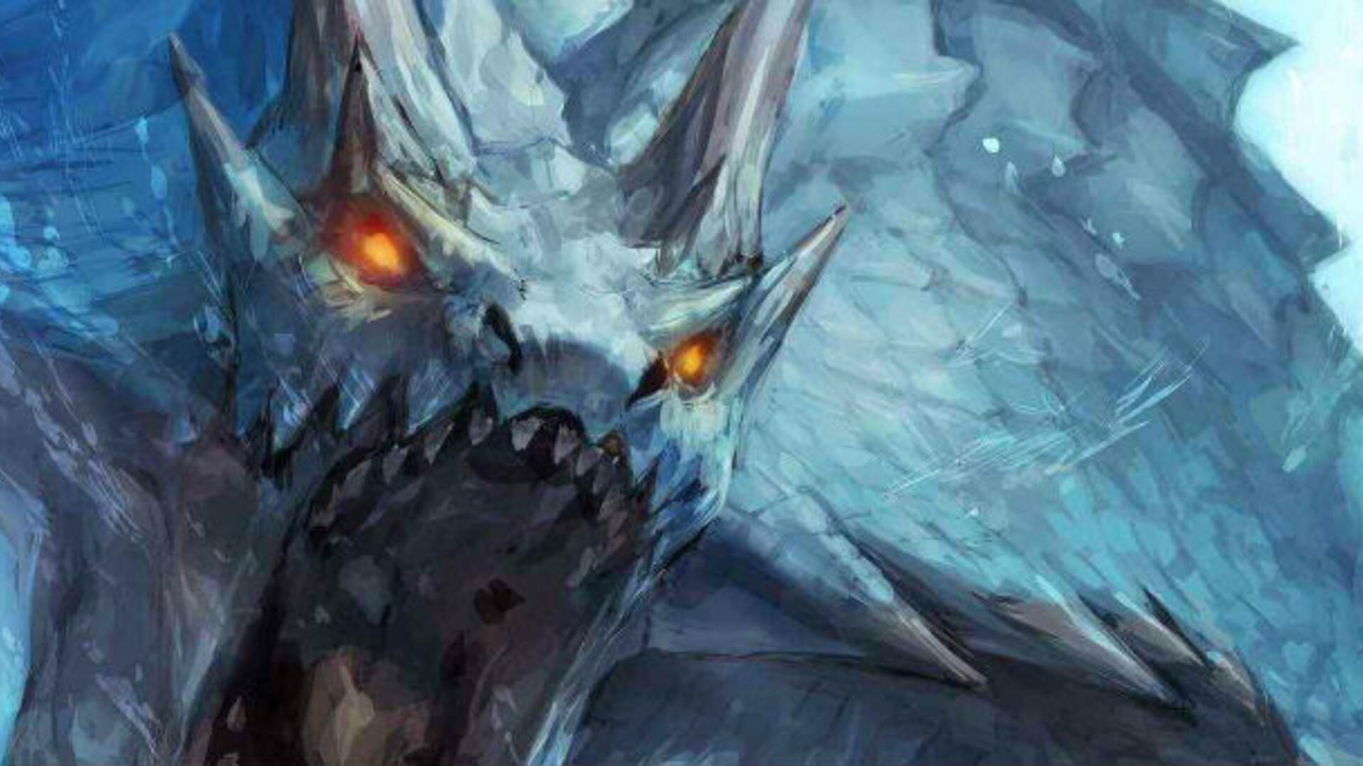 Lagiacrus was Prototyped for Monster Hunter: World
