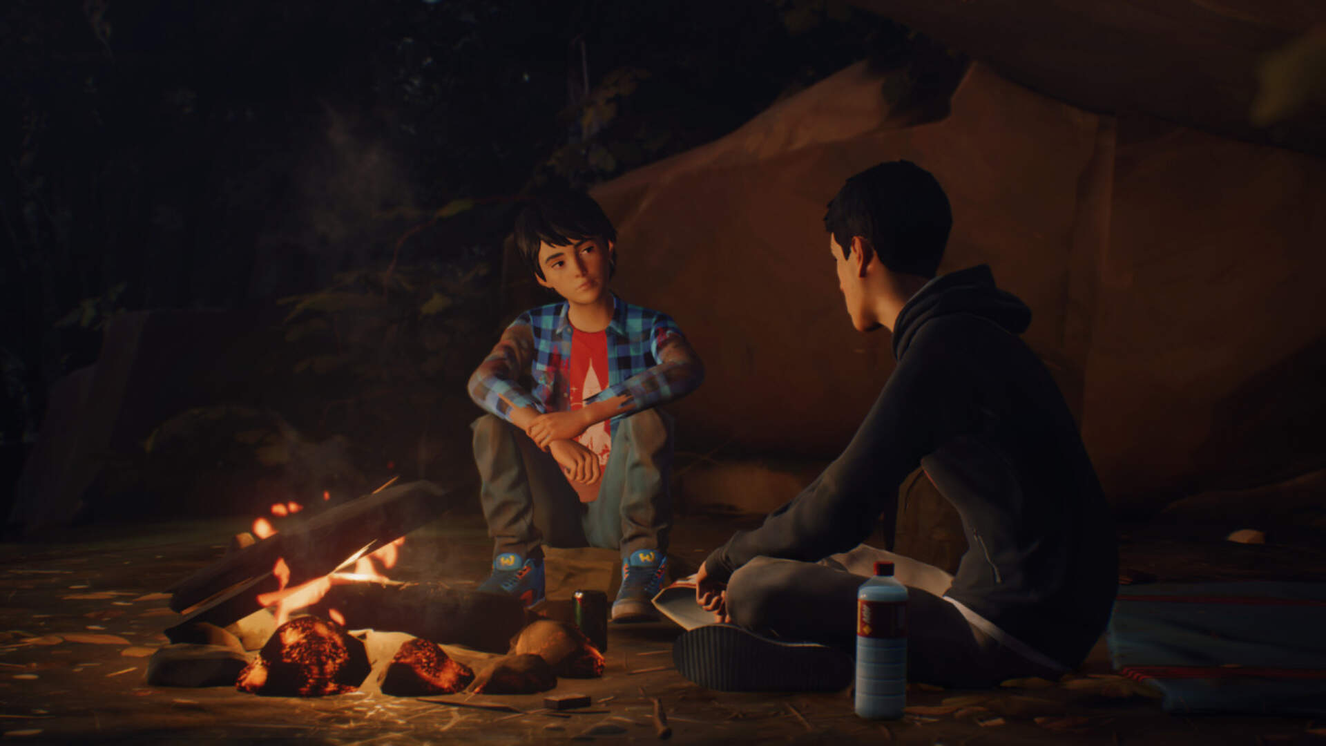 Life Is Strange 2: Watch 20 Teenage Angst-Filled Minutes of Gameplay