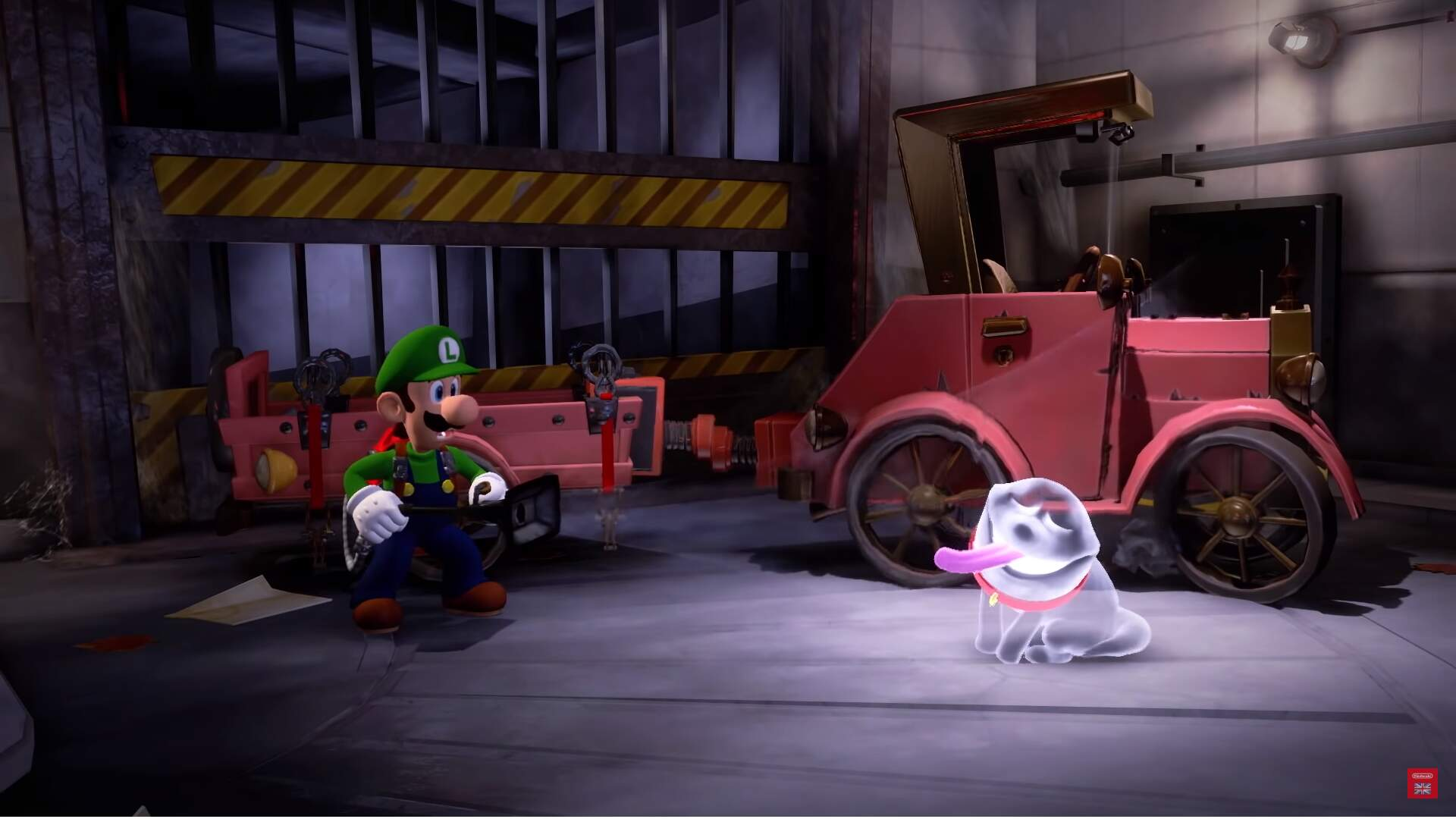 Luigi's Mansion 3 is Nintendo's Take on The Shining