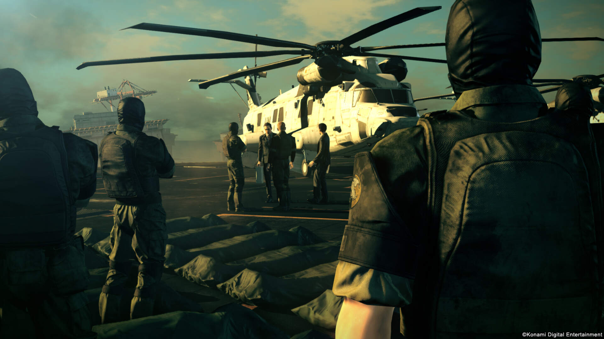Metal Gear Survive is the Survival Game I've Wanted From Konami Since Metal Gear Solid 3