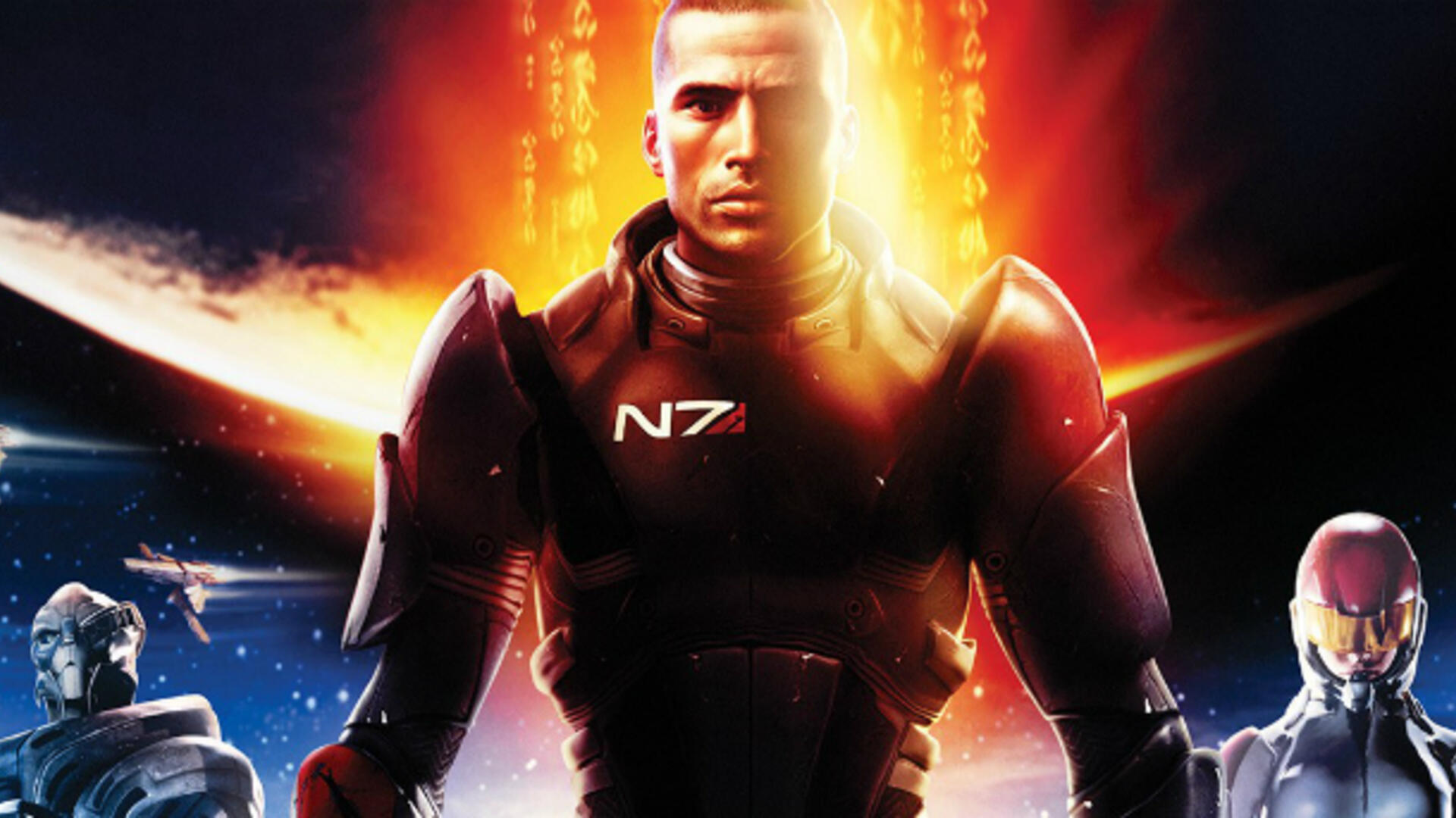 The Top 25 RPGs of All Time #15: Mass Effect