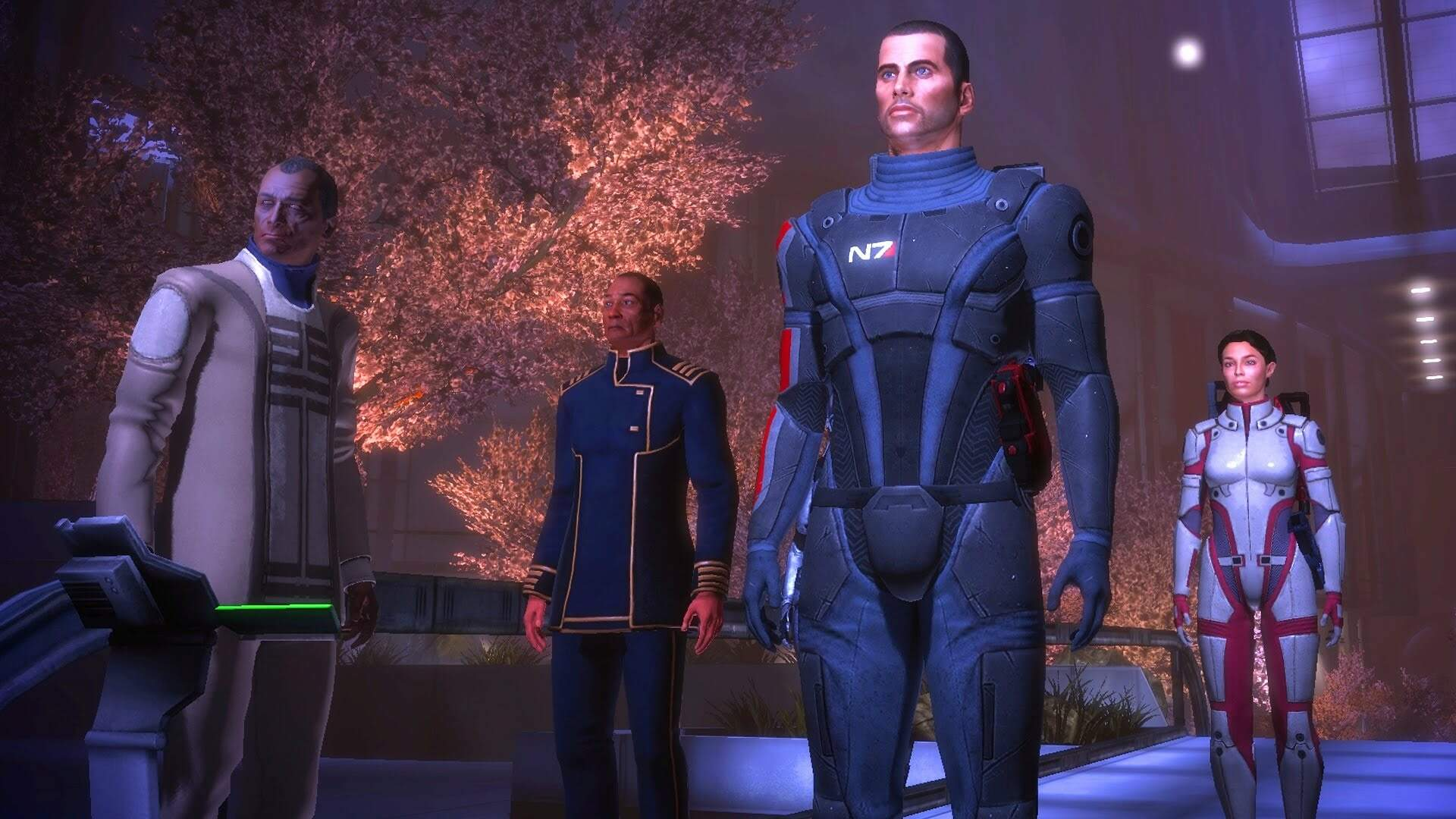 """BioWare Reiterates That It's """"Not Done"""" With Mass Effect and Hopes to Return to the Series as Soon as Possible"""