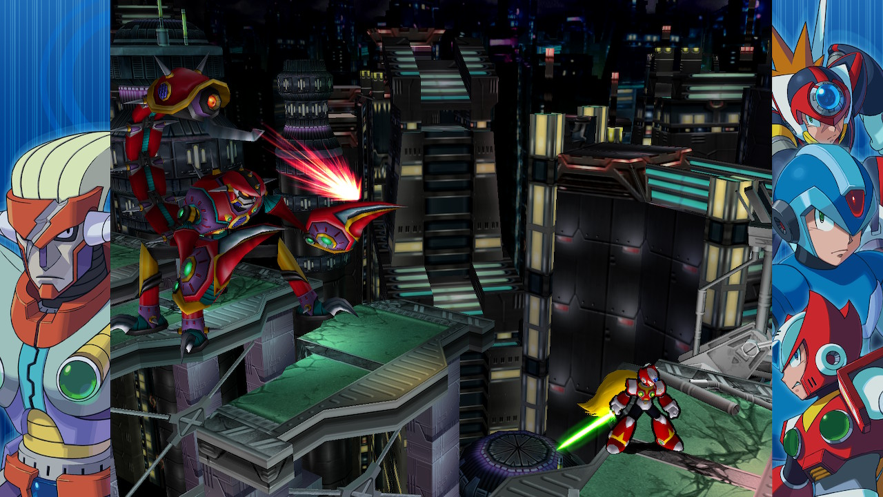 Mega Man X Legacy Collection 1+2 Review | USgamer