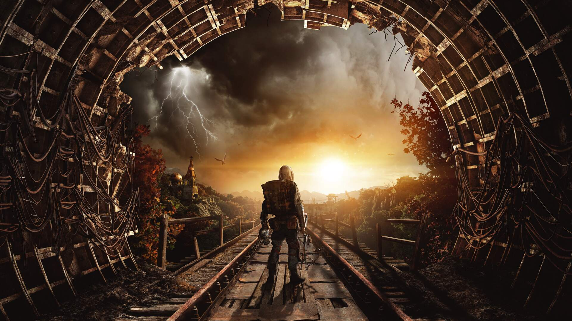 Metro Exodus Will Also Be an Epic Games Store Exclusive on PC [Update]