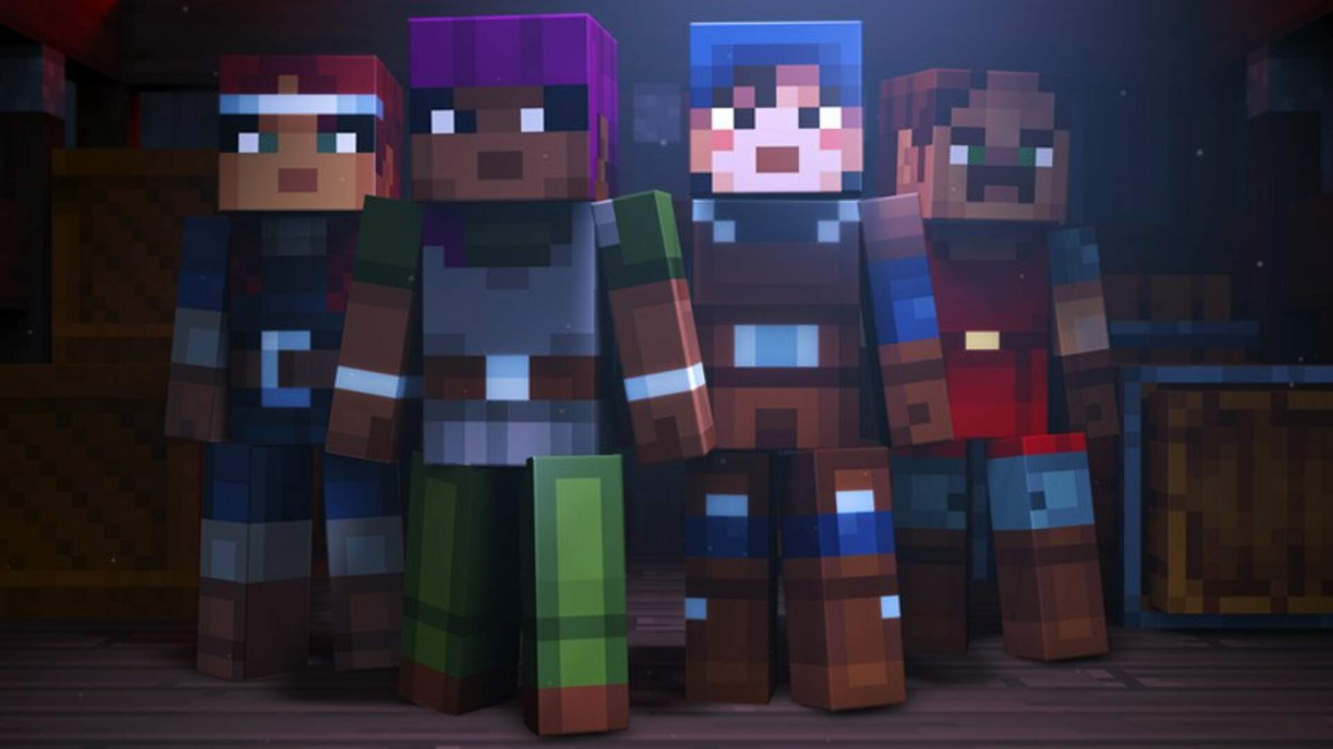 Minecraft Dungeons Officially Delayed After Studio Goes Remote Amid Pandemic
