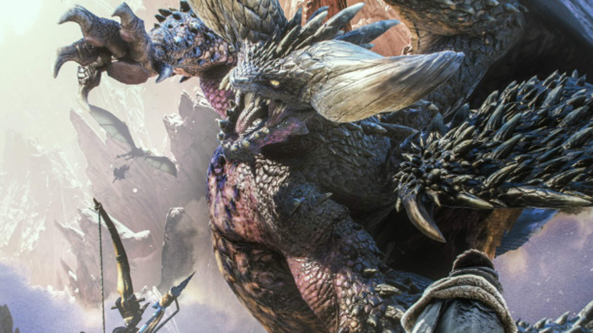 Gone Fishing: Monster Hunter: World Players are Waiting Around for More Content